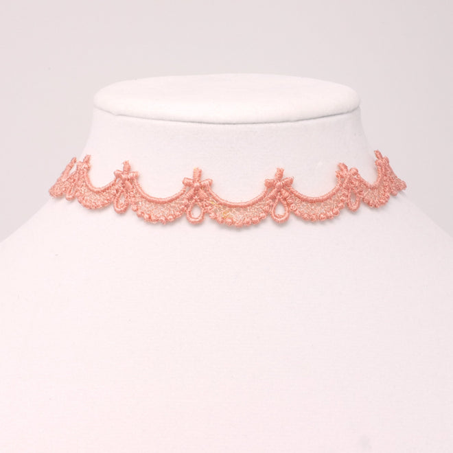 Minimalist Choker Necklace