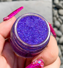 Load image into Gallery viewer, Grape Soda Glitter Gel - slayfirecosmetics