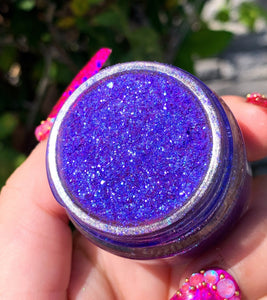 Grape Soda Glitter Gel - slayfirecosmetics