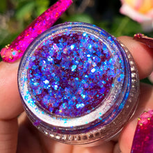 Load image into Gallery viewer, Enigma Glitter Gel - slayfirecosmetics