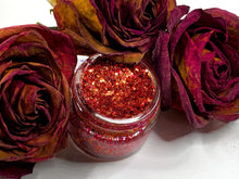 Load image into Gallery viewer, Rosebud Glitter Gel by Biqtch Puddin' - slayfirecosmetics