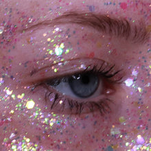 Load image into Gallery viewer, Confetti Club Glitter Gel (Chonky) - slayfirecosmetics