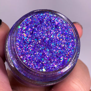 Purple Reign Glitter Gel (@eg0friendly) - slayfirecosmetics