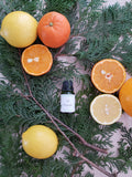 japanese aroma natural fragrance oil citrus hinoki