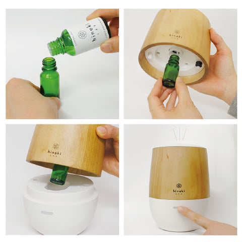 japanese aroma diffuser how to use life style