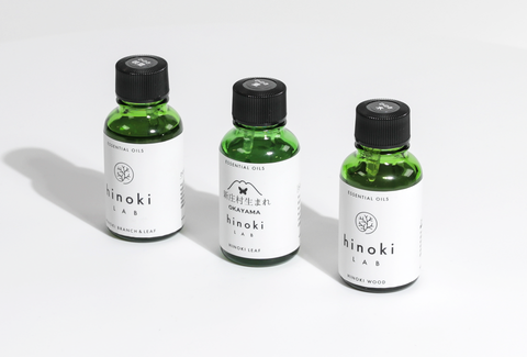 hinokilab essentail oils