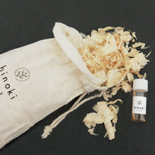Load image into Gallery viewer, hinoki LAB Aroma sachets hinoki wood (S) - hinoki LAB