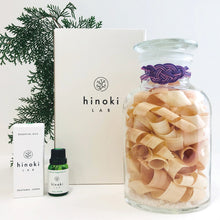 Load image into Gallery viewer, hinoki LAB Potpourri Pot Grande - citrus hinoki - hinoki LAB