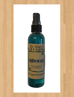 Breath Oral Spray 4 oz.