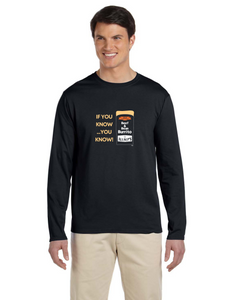 Allsups Mens Long Sleeve T-shirt