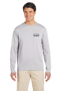 Mens Crew Neck Long Sleeve