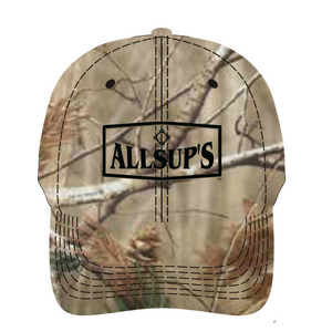 Structured Sport RealTree Camo Hat with Velcro Closure