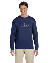 Load image into Gallery viewer, Allsups Mens Crew Neck Long Sleeve