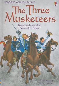 Usborne Young Reading: The Three Musketeers