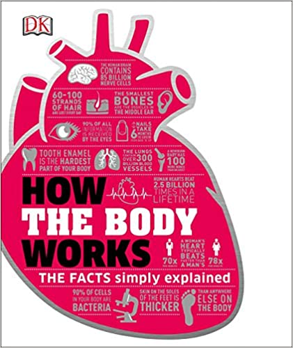 How the Body Works: The Facts Visually Explained