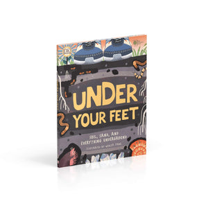 RHS Under your Feet Hardcover