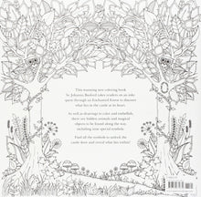 Load image into Gallery viewer, Enchanted Forest: An Inky Quest & Coloring Book