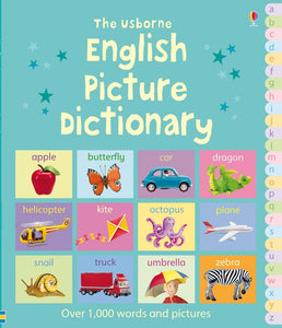 The Usborne English Picture Dictionary