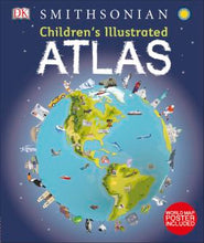 Load image into Gallery viewer, Children's Illustrated Atlas