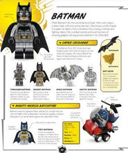 Load image into Gallery viewer, LEGO Superheroes Visual Dictionary