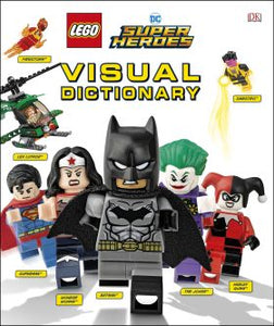 LEGO Superheroes Visual Dictionary