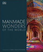 Load image into Gallery viewer, Manmade Wonders of the World Hardcover by DK