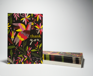 Thank You (Set of 10), pack of cards, Tango Mango