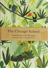 Load image into Gallery viewer, The Chicago School Notebook Set