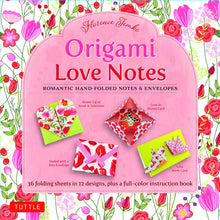 Load image into Gallery viewer, Origami Love Notes Kit