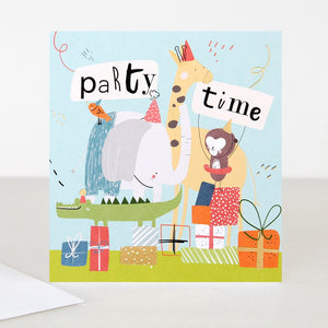 Caroline Gardner Card: Play Ground