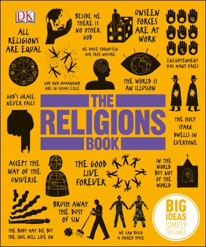 The Religion Book