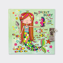Load image into Gallery viewer, SECRET DIARY - MERMAID & SEAHORSE