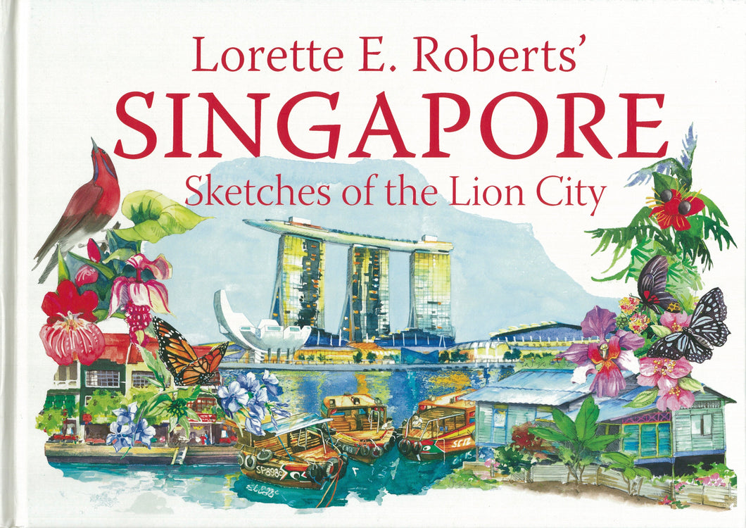 Singapore Sketches of a Lion City