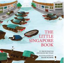 Load image into Gallery viewer, Singapore Books | The Little Singapore Book