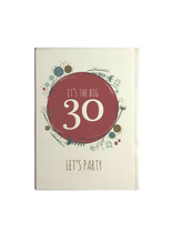 Load image into Gallery viewer, Birthday Card | It's the Big 30!, Birthday Cards, That Card Company