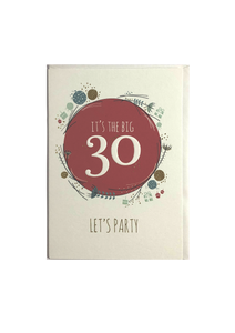 Birthday Card | It's the Big 30!, Birthday Cards, That Card Company