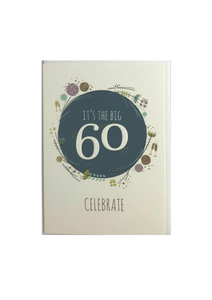 Birthday Card | It's the Big 60!, Birthday Cards, That Card Company