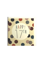 Load image into Gallery viewer, Happy 17th Birthday!, Birthday Cards, That Card Company