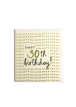Load image into Gallery viewer, Happy 30th Birthday!, Birthday Cards, That Card Company