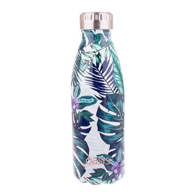 Oasis Insulated Water Bottle | Tropical Paradise (S), Oasis Bottles, Tango Mango
