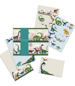 Dino Mighty Writing Paper Set