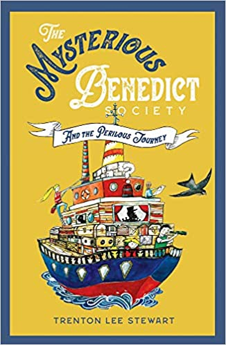 The Mysterious Benedict Society: And The Perilous Journey