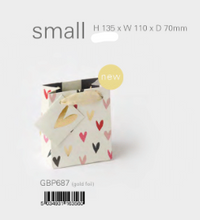Load image into Gallery viewer, Caroline Gardner Gift Bag Small