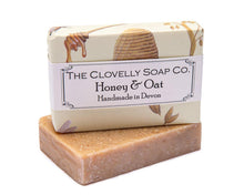 Load image into Gallery viewer, Honey & Oat by The Clovelly Soap Co., Soap, The Clovelly Soap Co.