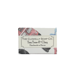 Tea Tree & Clay by The Clovelly Soap Co., Soap, The Clovelly Soap Co.