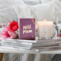 Wild Plum Soy Candle