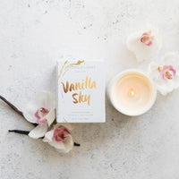 Vanilla Sky Soy Candle