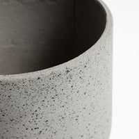 The Rustie Cement Pot {The Grey}