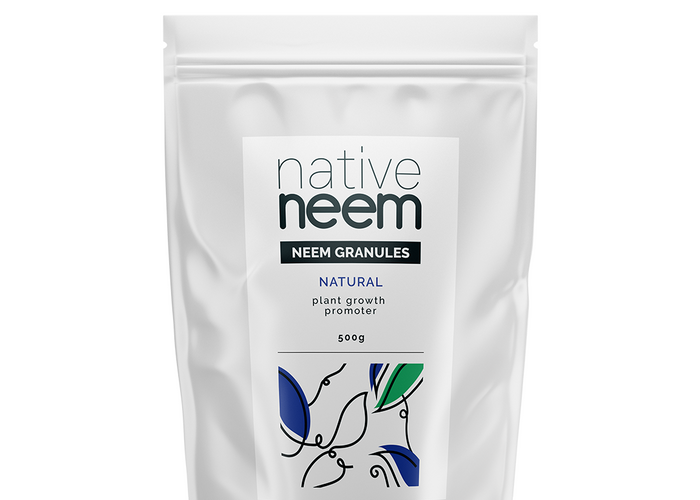 Native Neem Organic Neem Tree Granules 500g