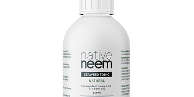 Native Neem Organic Neem and Seaweed Liquid Fertiliser 250ml